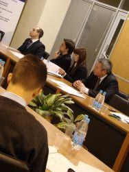 Другие участники семинара